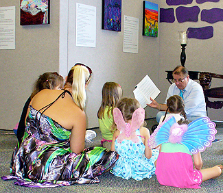 Storytime with The F.T.P. and Dr. Timothy Leistner.