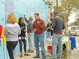 community, public art, jacklyn laflamme, image