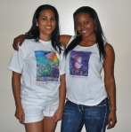 fairy tale project, t-shirts, models, image