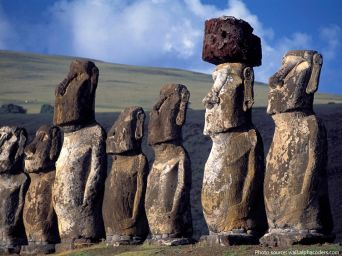 Maui of Rapa Nui