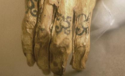 Tattooed Mummy